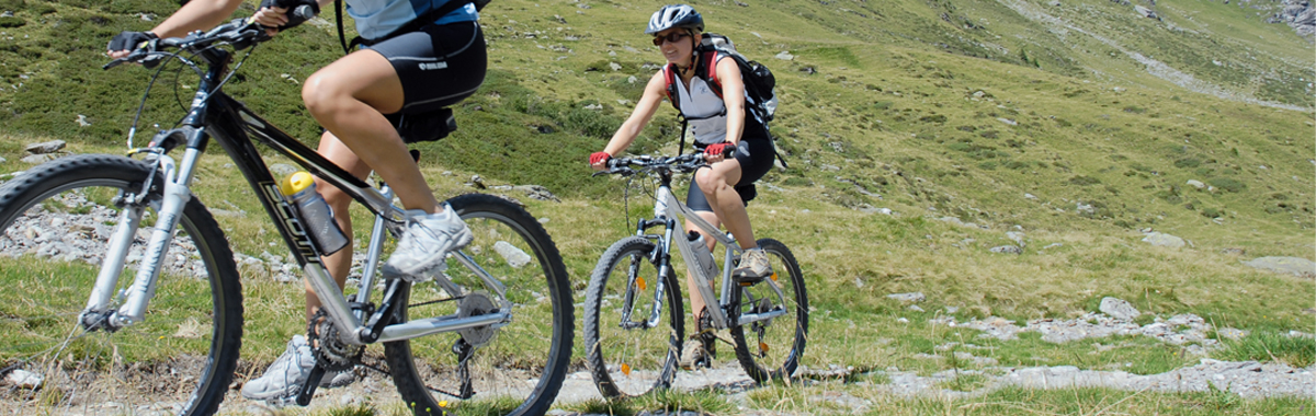 Mountainbiken am Timmelsjoch