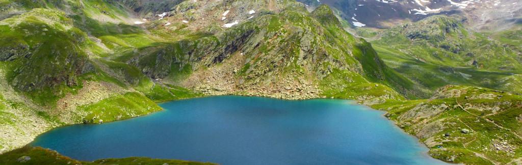 Schwarzsee am Timmelsjoch